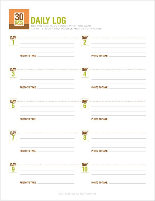 30 Days Of Thankful With Free Download Worksheet To Help
