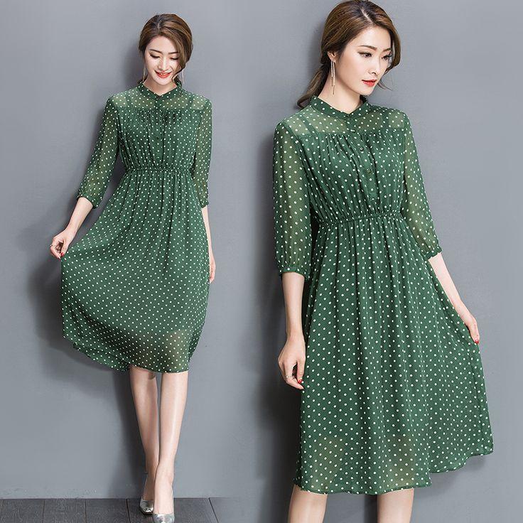 Silk dress waist  women summer shirt  in the long wave dress maxi vestidos mujer robe femme lace plus size elbise jurken