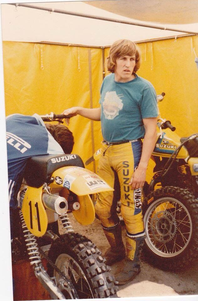 Gerrit Wolsink Vintage Mx Heroes Pinterest