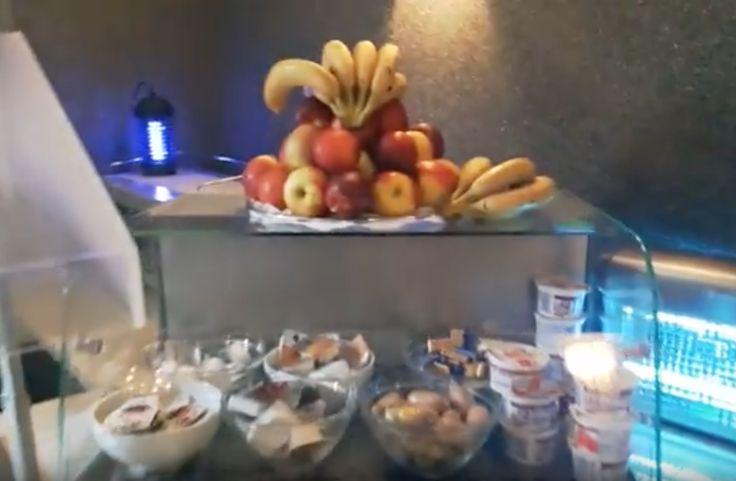 TOP Frühstück im Sauna Club Düsseldorf Dolce Vita