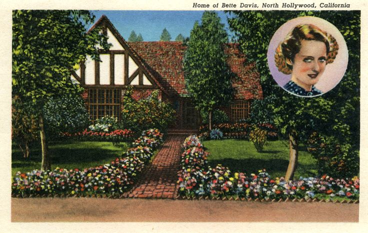Bette Davis Home
