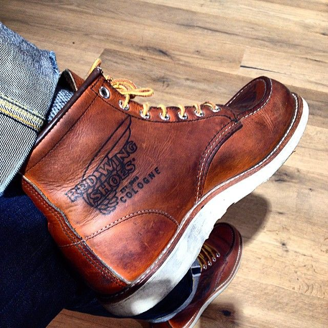 79 Best Redwing 875 Images On Pinterest Red Wing Boots