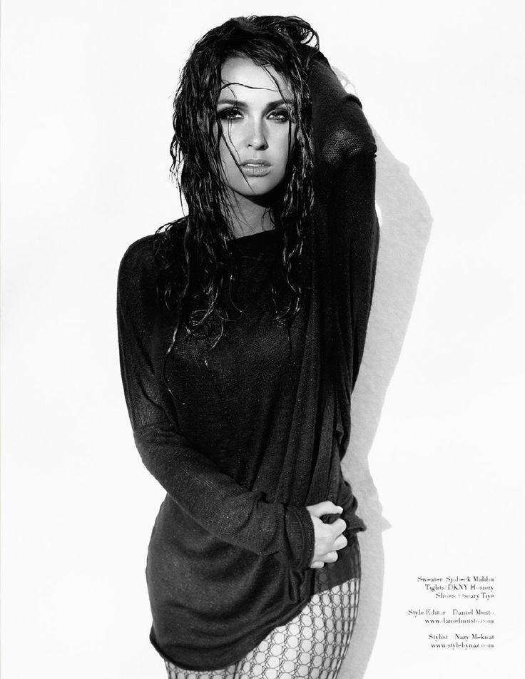 Camilla Luddington by Troy Jensen for Ocean Magazine October 2014