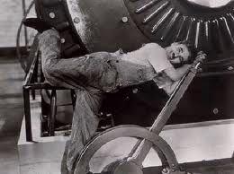 tempos modernos - Charles Chaplin, um dos pioneiros do cinema mudo em todo o mundo