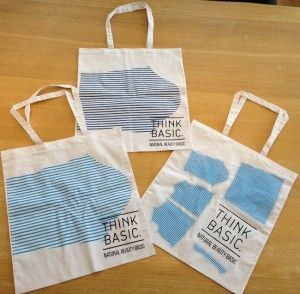 Think Basic Eco-bag - credit unknown