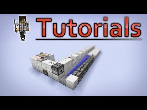 Minecraft SHOTGUN TNT Cannon Tutorial - YouTube