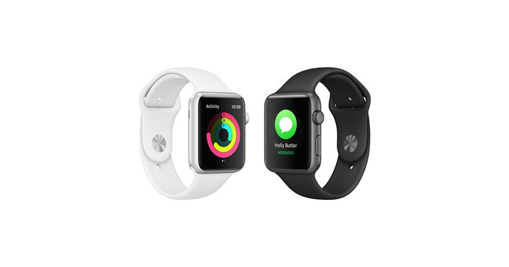 Apple Watch Series 1 helps you stay active, motivated, and
