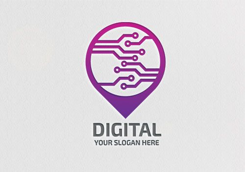 Digital Circuit Logo is professional logo,company logo,premium logo,applications logo,organisations logo etc. Graphics Files Included : Vector EPS:Illustrator cs5, Illustrator 10 AI Illustrator : Illustrator cs5 , Illustrator 10 .txt (links to the free fonts) Minimum Adobe CS Version : CS Logo Specifications : Full vectors 100% editable and scalable Editable colors CMYK colors Print ready The preview mockup is not included in the download file.