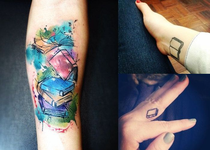 Olá pessoas, tudo bem? Sei que já tivemos um post sobre tatuagens literárias... Mas o primeiro post  trazia tatuagens inspiradas em livros,...