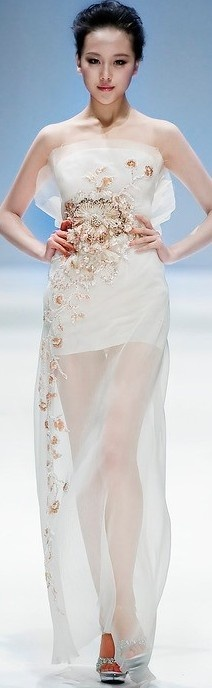 Zhang Jingjing Spring Summer 2013 Haute Couture