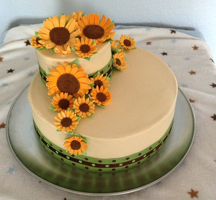 sunflower baby showers on pinterest bee baby showers baby shower