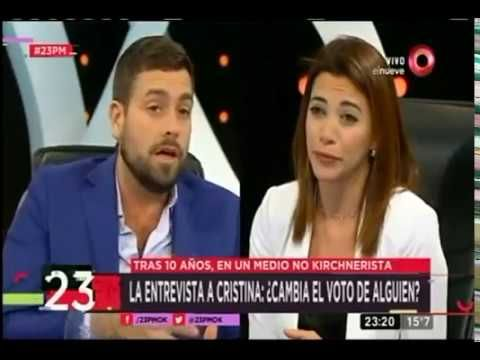 La entrevista a Cristina: ¿Cambia el voto de alguien?