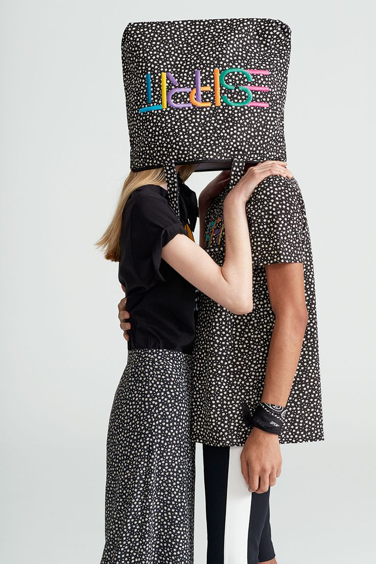 #Esprit #EspritxOC #OpeningCeremony #80s #california #shirt #stars #casual #bag
