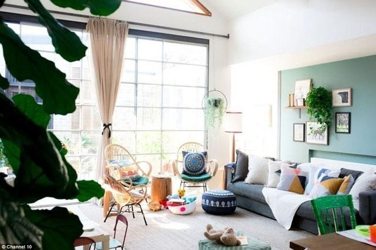 WANT! Nina's new home on offspring 2016 love the look