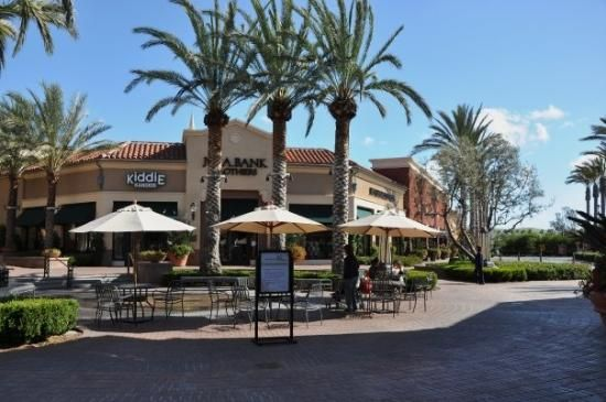Irvine Spectrum Center - Irvine, CA