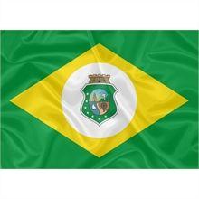 Bandeira Oficial do Estado do CEARÁ