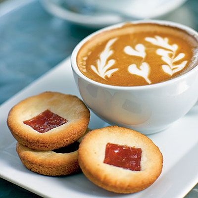 Yum, Yum!  Puerto rican coffee and  guava pastries, one of my favorites.