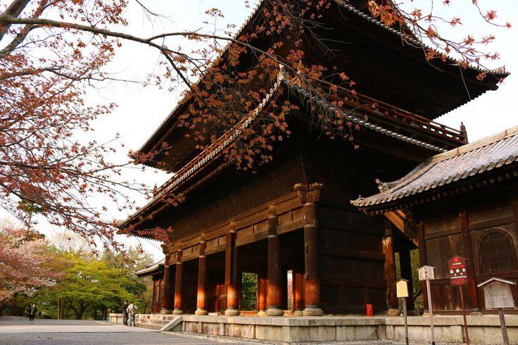 Храм Нандзэн-дзи