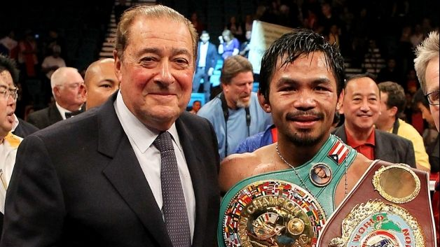 Last month their are some speculation that Pacquiao next fight is between Amir Khan but after a few weeks, Bob Arum of Top Rank Promotion announced that Khan is too early for Pacquiao.