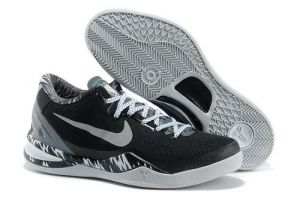 http://www.shoes-jersey-sale.org/  Kobe Bryant Basketball Shoes #Cheap #Kobe #Bryant in #Nike #Kobe #8 #Black #White #Fashion #Sports #High #Quality #For #Sale