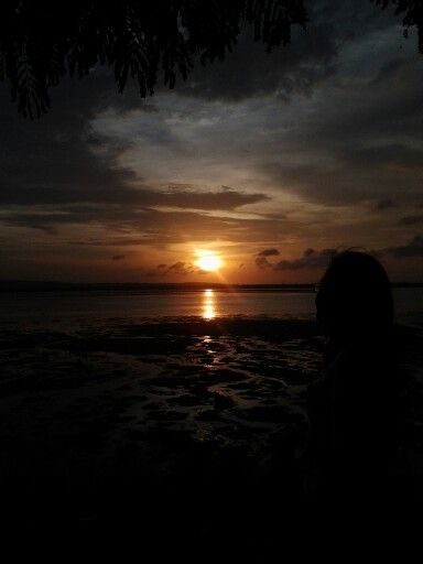 Beautiful Sunset - Tanjong Benoa, Bali