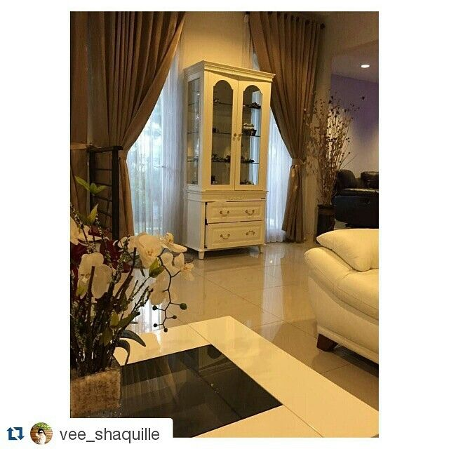 Code: Large Buffet Princess (P-152). Pic by our customer @vee_shaquille, thank you ♥♥ We look forward to more inspired spaces by everyone!  #makeyourhouseahome #unihome #unihometestimonial
