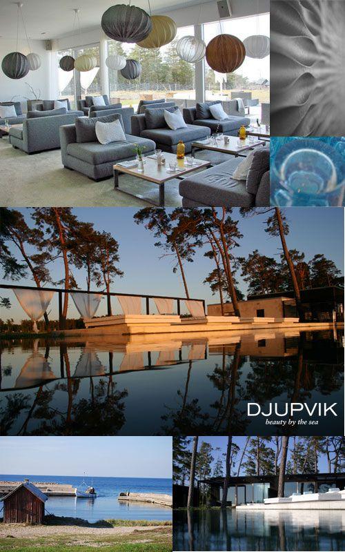 Hotell Djupvik på Gotland