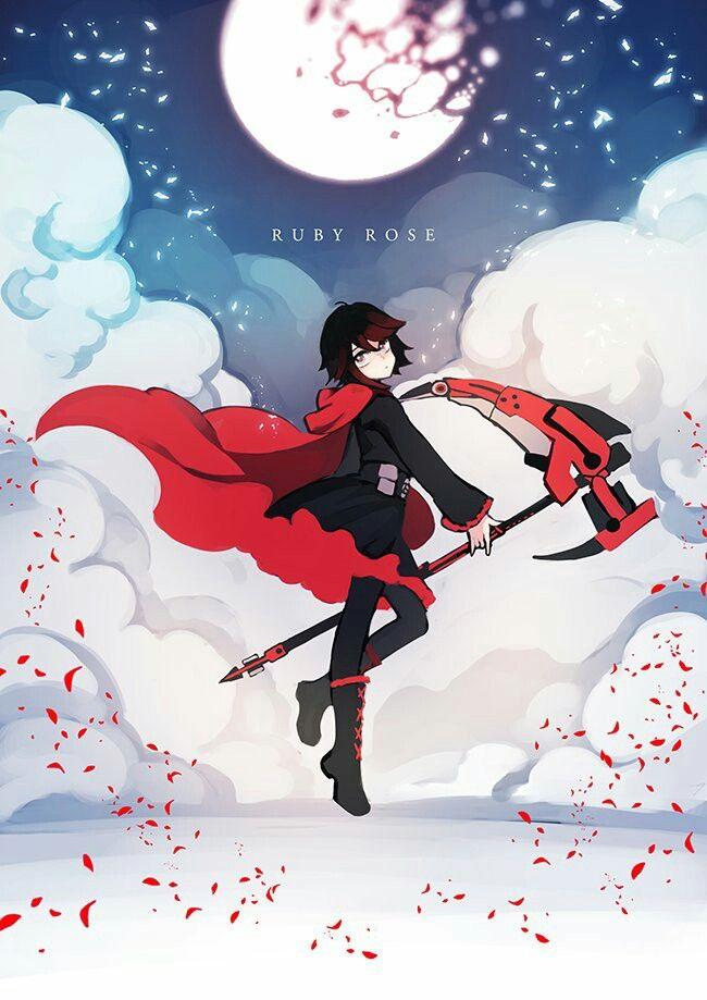 Ruby Rose - RWBY