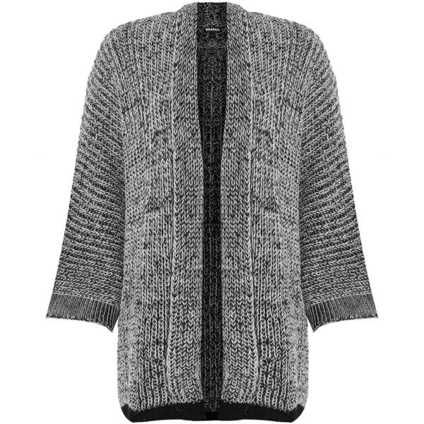 Alaine Cable Knit Lurex Batwing Cardigan ($40) ❤ liked on Polyvore featuring plus size women's fashion, plus size clothing, plus size tops, plus size cardigans, light grey, batwing tops, chunky cable cardigan, sparkle cardigan, bat sleeve cardigan and chunky cable knit cardigan