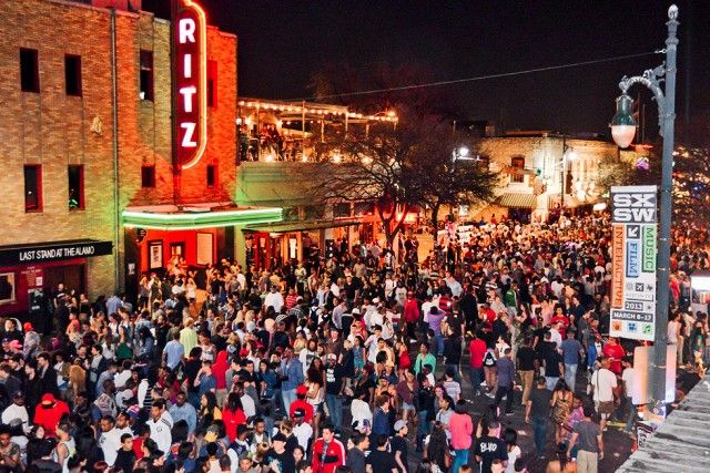8 Inspiring Festivals From Around the World via @mydomaine: South by Southwest in Austin, Texas