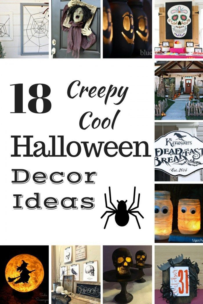 18 creepy cool halloween decor ideas - Cool Happy Halloween Pictures