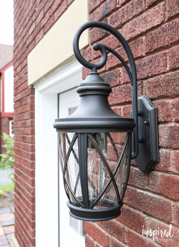 Best 25 outdoor garage lights ideas on pinterest - Exterior landscape lighting fixtures ...