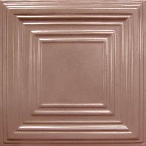 american tin ceiling tiles pattern 15 in pale rose granite - American Tin Ceilings