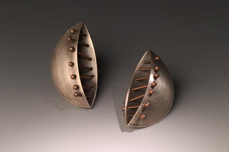 Earrings   Baharal Gnida.