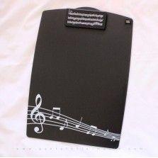Musical Paper Board - Black