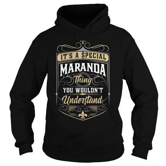 I Love MARANDA MARANDAYEAR MARANDABIRTHDAY MARANDAHOODIE MARANDANAME MARANDAHOODIES  TSHIRT FOR YOU T shirts