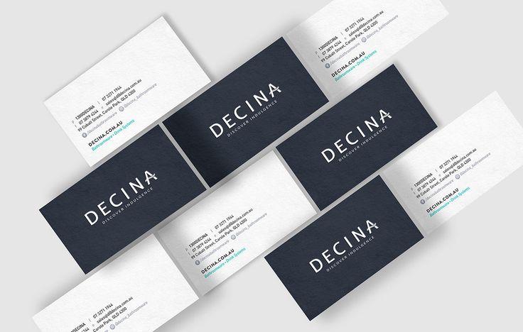 Logo, Branding & Print Design for Decina by Juno Creative | #madebyjuno