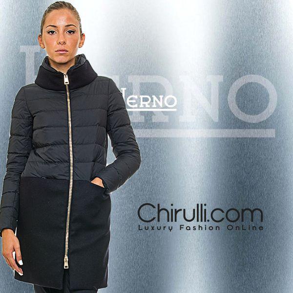 Herno Inverno 2014/15 Materiali contemporanei e minuziosi dettagli fashion!   http://bit.ly/1qV3ZIA