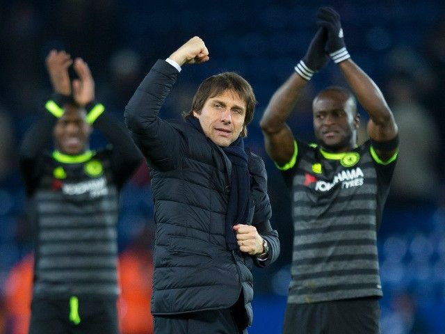 Chelsea manager Antonio Conte to be handed £100m to spend on summer transfers?