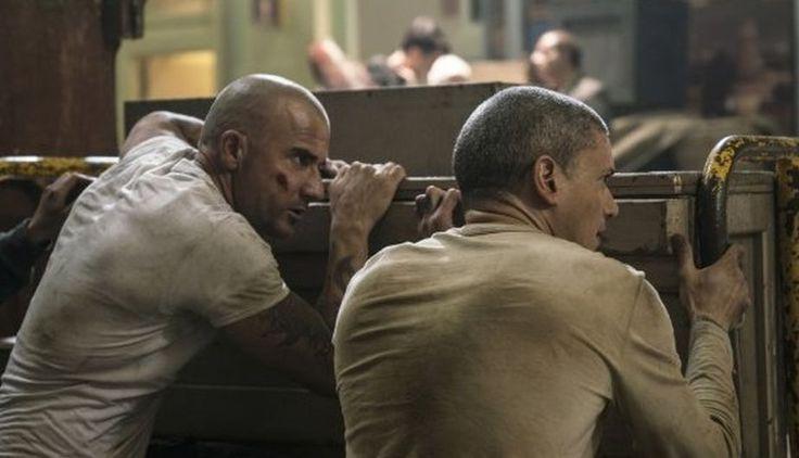 Prison Break 5x05 EN VIVO: ¿dónde y a qué hora ver el episodio 5 de la temporada 5?