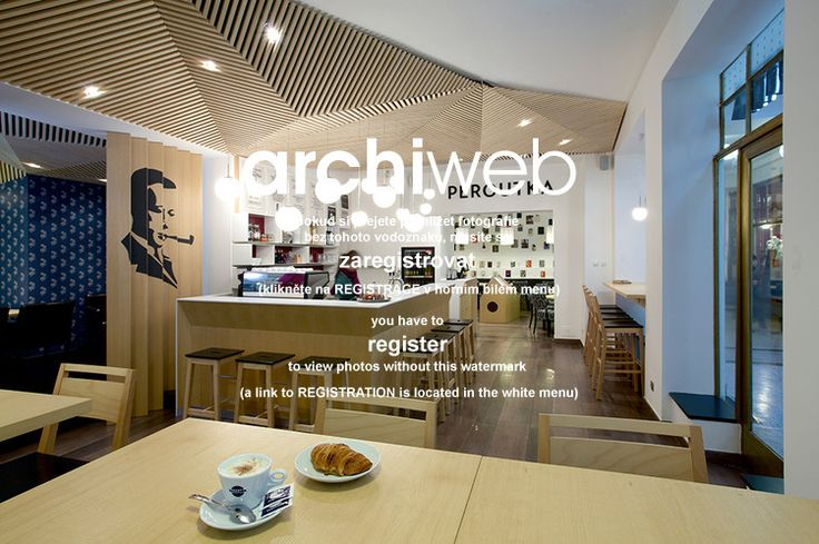 archiweb.cz - Café Peroutka