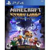 Minecraft: Story Mode - Season Pass Disc - PlayStation 4 - Larger Front