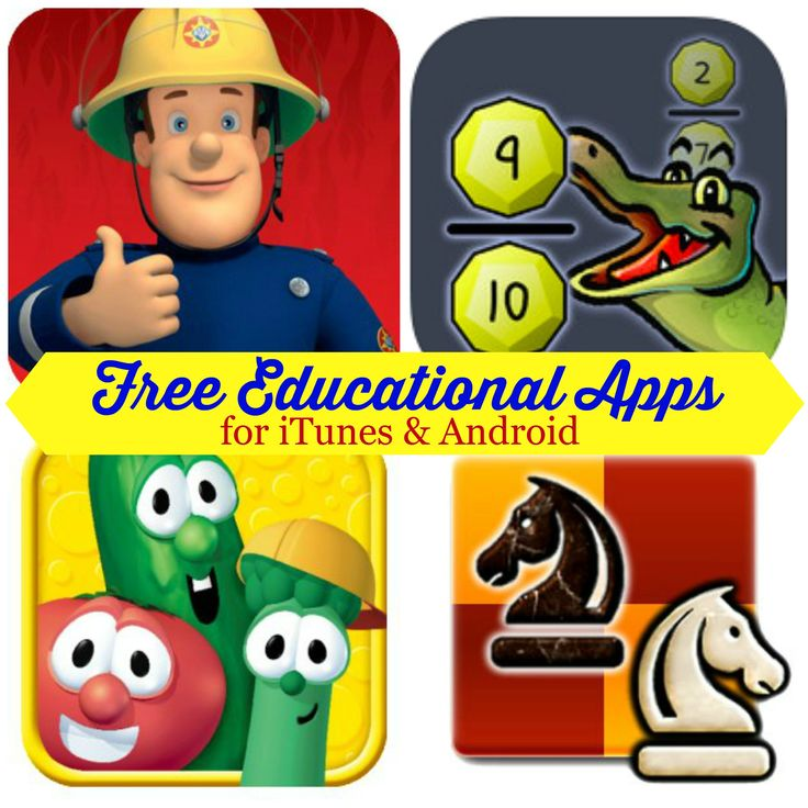 Free Educational Apps for Kids: Watch & Find VeggieTales, Fireman Sam Junior Cadet, & More!