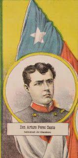 Relatos de Guerra: Soldados de Chile en la Guerra del Pacìfico: CARTA DE MARCIAL PINTO AGÜERO AL PADRE DE ARTURO P...