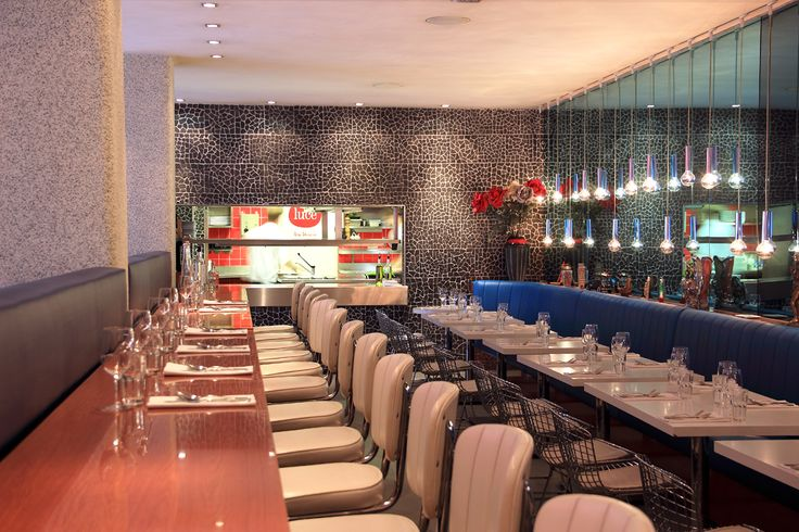 Restaurant Luce - Utrecht