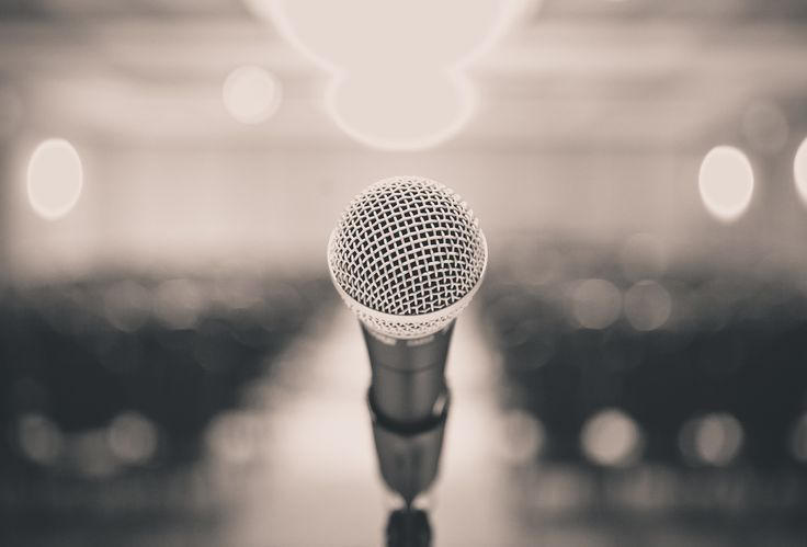Microphone | Kodi | Background - 29.4KB