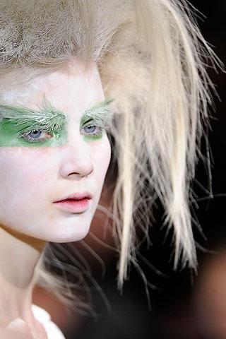 faceCULTURE: Yohji Yamamoto Spring/Summer 2010