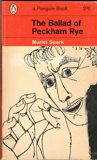 Ballad Of Peckham Rye - Muriel Spark,,Good book,,;]]]