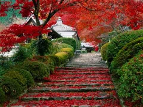 Relaxing music - Temple Garden