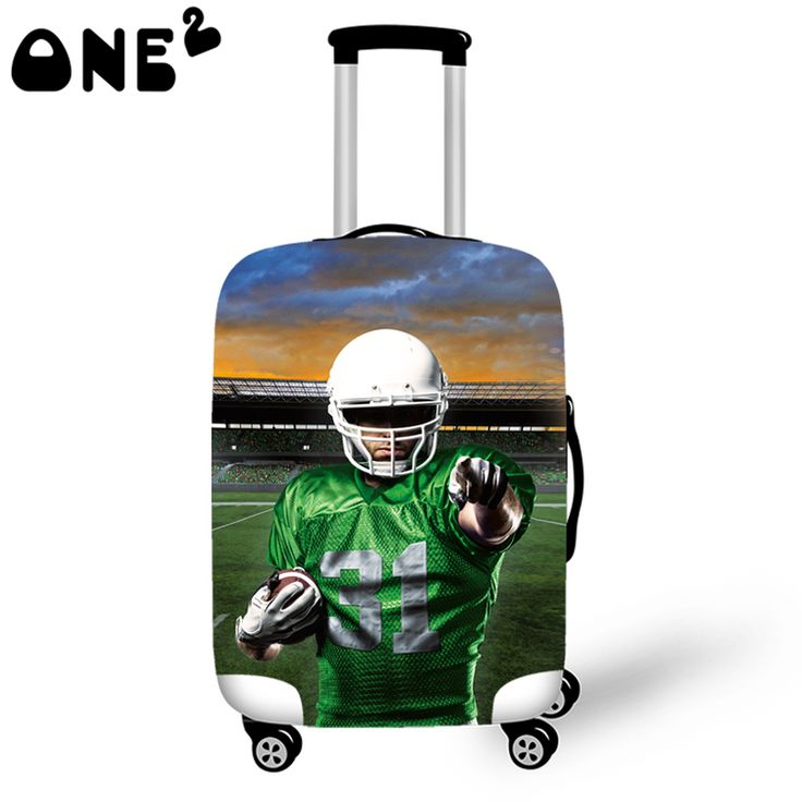 ONE2 Design spandex luggage cover Apply to 22,24,26 Inch Suitcase eminent boys Luggage cover free shipping